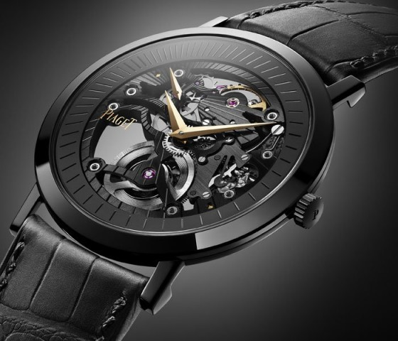 Relógio Piaget Altiplano Skeleton Only Watch