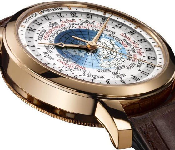 Patrimony Traditionelle World Time